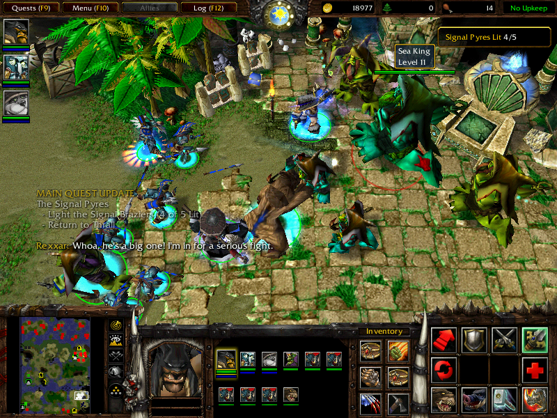 an introduction to the warcraft 3 the frozen throne Game scoop 500: our favorite games ign has ever covered.